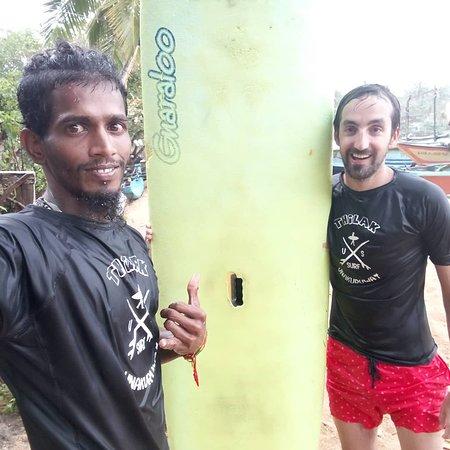Unakuruwa Thilak Surf Shool