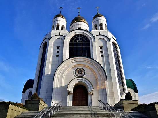 ‪Cathedral of Christ the Savior‬