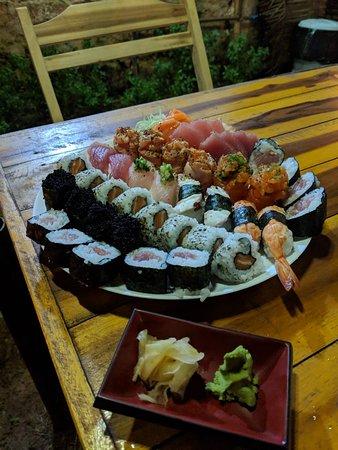 Manaka Sushi Photo