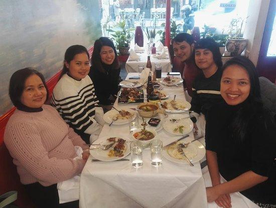 Loving the Philippine Cuisine at Josephine's Filipino Restaurant London!