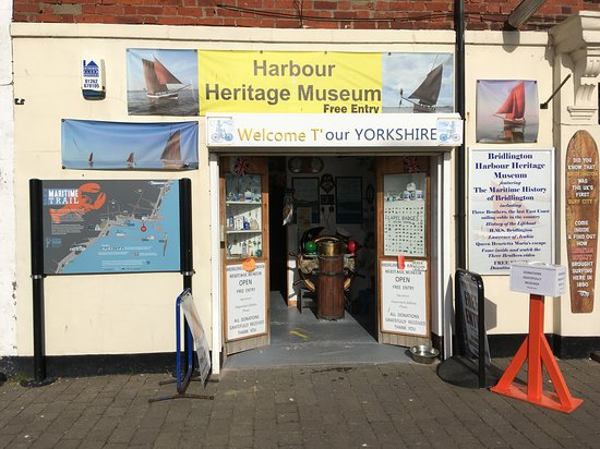 Bridlington Harbour Museum