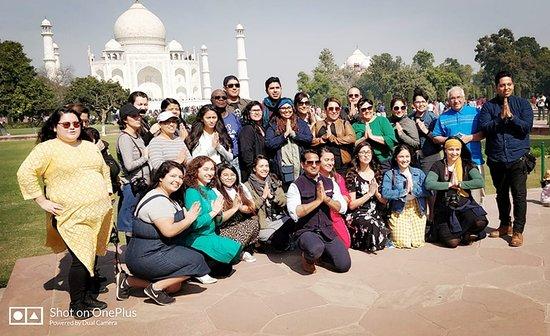 India Taj Tours