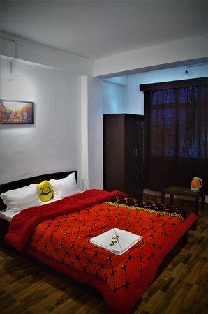 Aritar, India: COZY ROOMS
