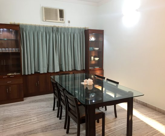 Bidhannagar, India: Dining Space