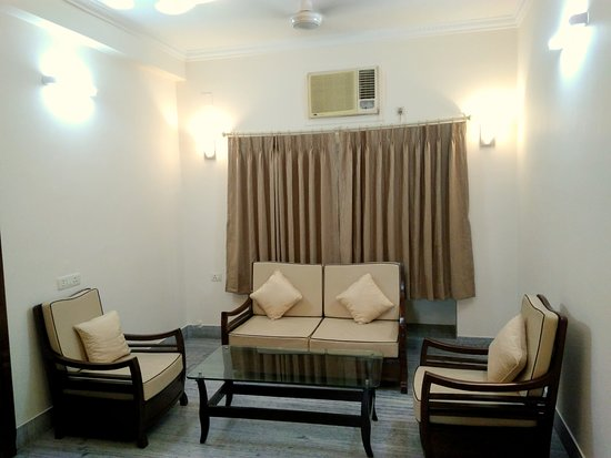 Bidhannagar, India: Lounge Area : 2nd Floor