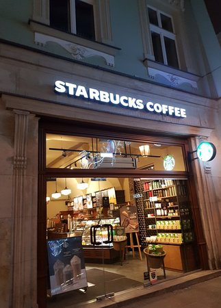 Starbucks in the Old Town