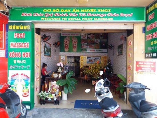 Massage Gia Dinh Royal