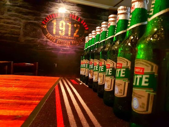 Tzaneen, Sudafrica: Coldest beer and Jagermeister in town