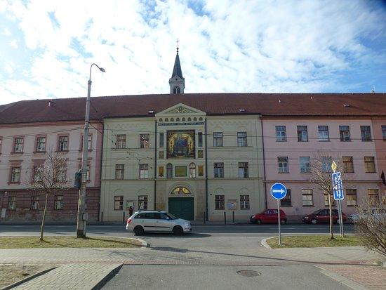 Monastery Petrinu