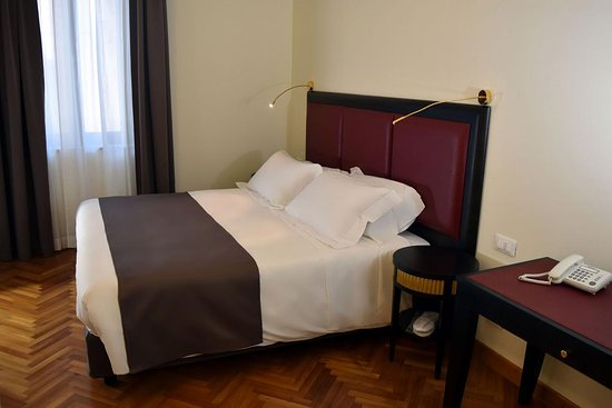 A double room at the second floor