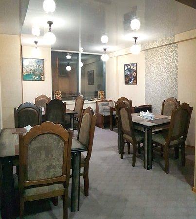 Karam Lebnen: First floor.