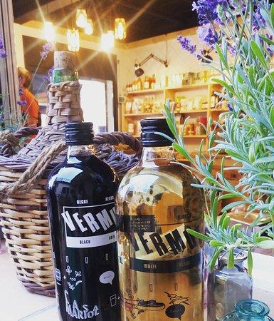 Casserres, إسبانيا: vermouth artesano