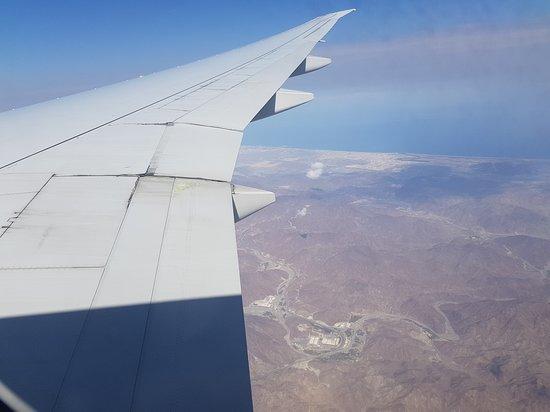 Emirates: Arrivo a Dubai