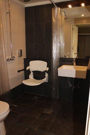 Wheelchairs Bathroom