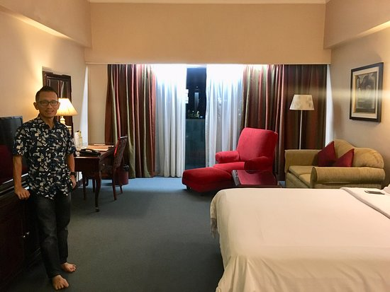 Old Hotel At Sunlake Hotel But Very Good This Hotel View Sunlike Sunter At Jakarta City One Night At 616 Room Take A Map Good Day Happy Holiday Picture Of Sunlake