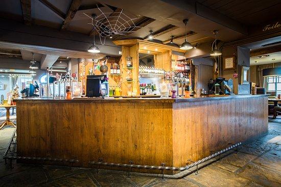 Internal Photo - Bar Area