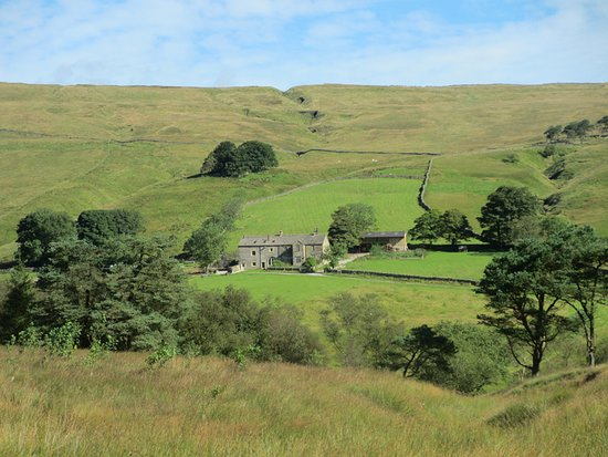 Oughtershaw, UK: Nethergill Farm