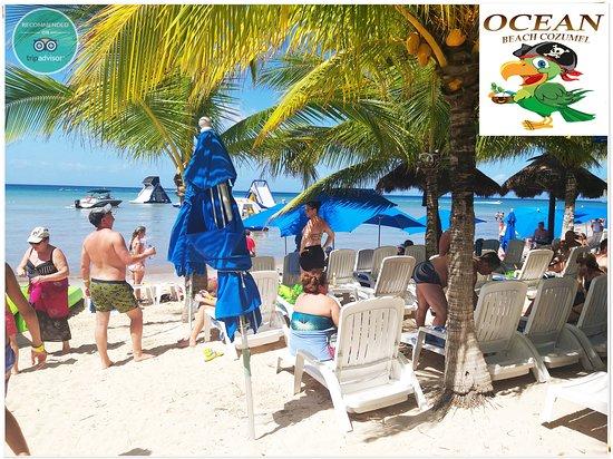 OCEAN Beach Cozumel