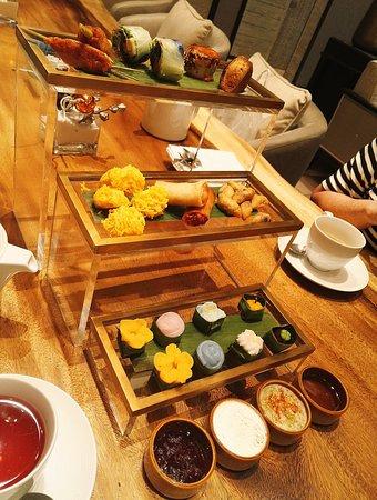 Enjoyable Afternoon Tea