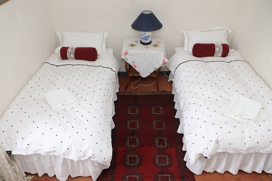 Le Chaton Rouge: Family suite - twin room