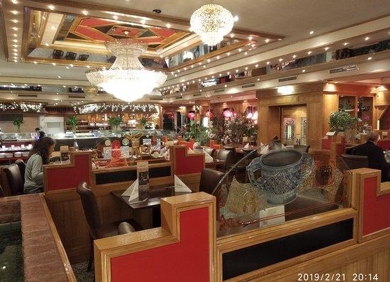 Restaurant Khan Darmstadt