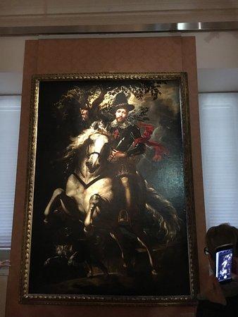 Carlo Doria a cavallo - di Rubens