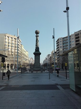 Plaza de Aragon