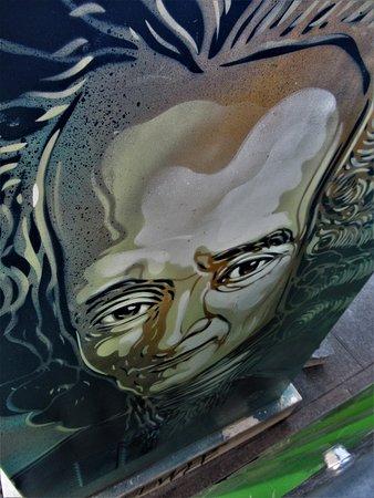Fresque Voltaire