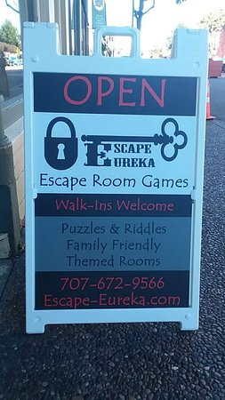 ‪Escape Eureka‬