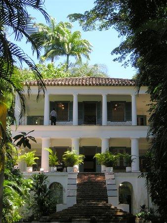 Solar de Grandjean de Montigny Museu PUC-Rio