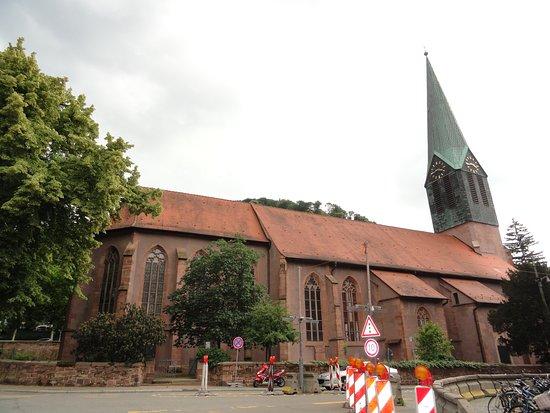 Altstadt (Old Town): Heildelberg