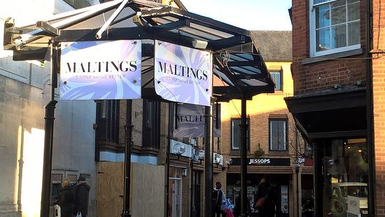 Maltings Shopping Centre