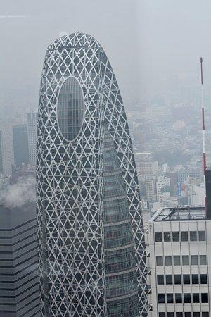 View from Observation Floor of Metropolitan Building