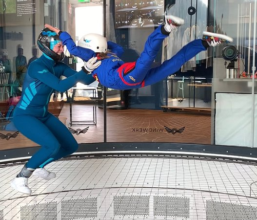 ‪Windwerk Indoor Skydiving‬