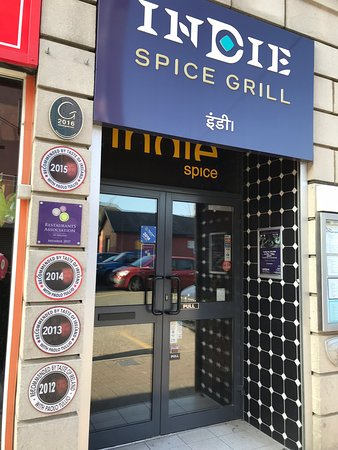 indie spice grill Picture