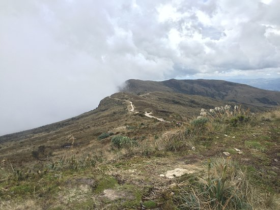 Tuquerres, Colombia: el camino al volcán