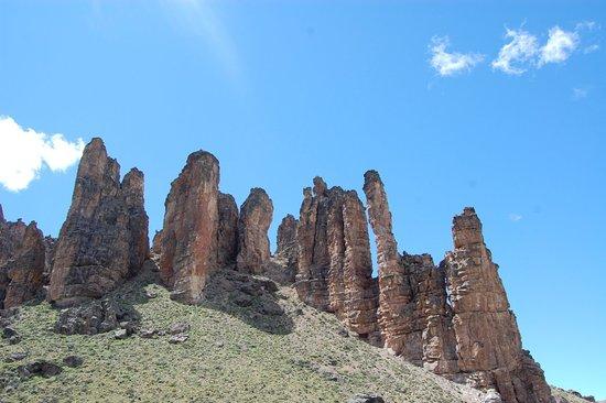 Чили-Чико, Чили: Parque Patagonia, Chile Chico, Jeinimeni.