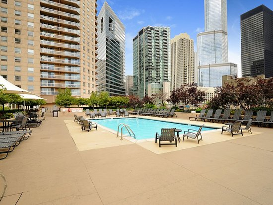 The Penthouse at Grand Plaza: Pool at Grand Plaza