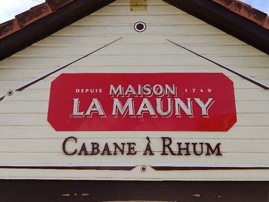 Distillerie Maison La Mauny: Distillerie la Mauny