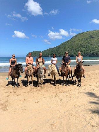 Samana Horseback Riding
