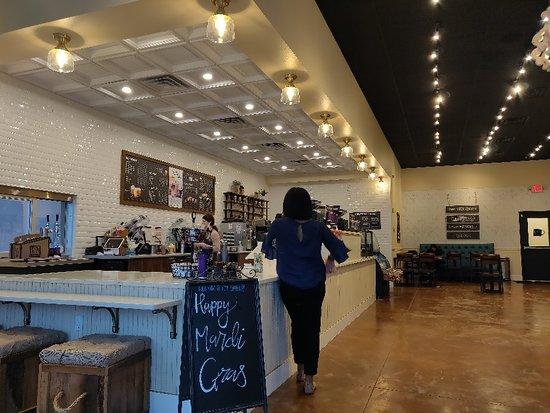 Good Coffee, great staff