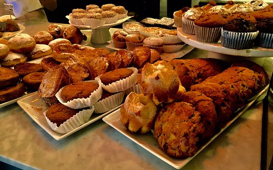 Stop For Coffee and Pastries