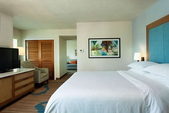 One Bedroom Jr. King - Picture of Sheraton Old San Juan ...