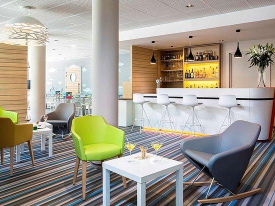 Ibis Styles Strasbourg Avenue du Rhin: Bar Lounge