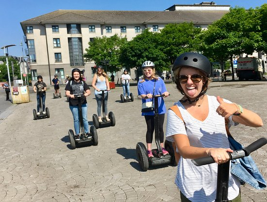 Segway Adventures Ireland