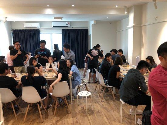 Kohii Board Game Cafe