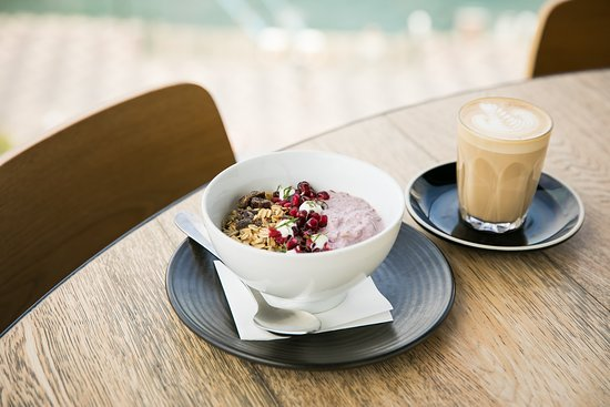 MCA Cafe: Breakfast