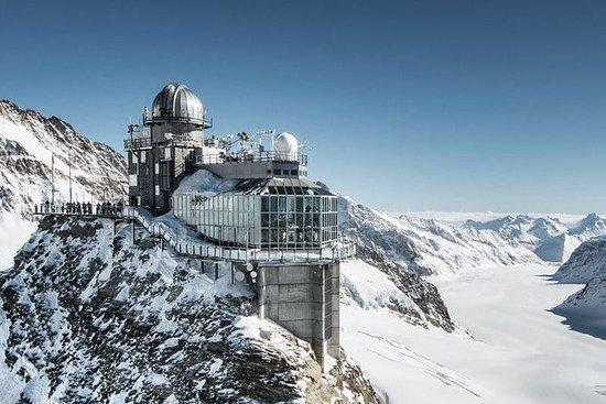 Excursión de un día a Jungfraujoch...