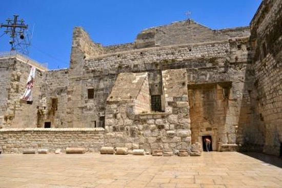Day Tour to Jerusalem and Bethlehem...
