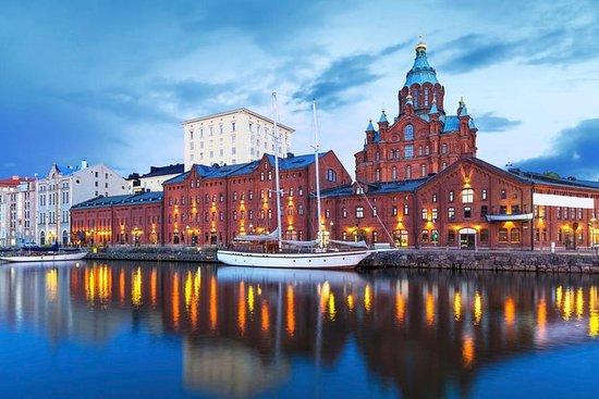 塔林赫尔辛基一日游